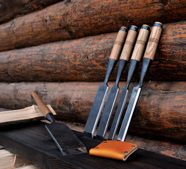 Wood Chisel as Homesteading Tools 17 Homesteading Tips For The All-Around Pioneer Settler   Back To Basics