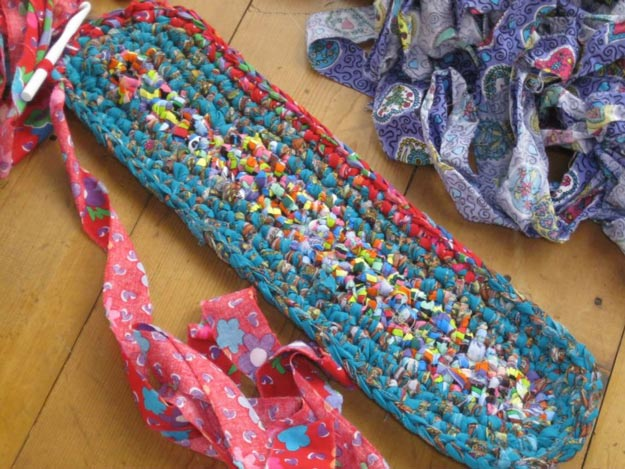 Rag Rug Compressor | How to Make a Rag Rug