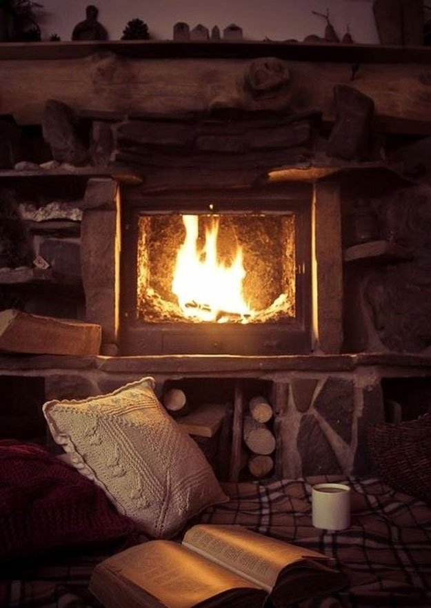 Unused room for heat | 36 Cold Weather Hacks to Keep You Cozy This Winter