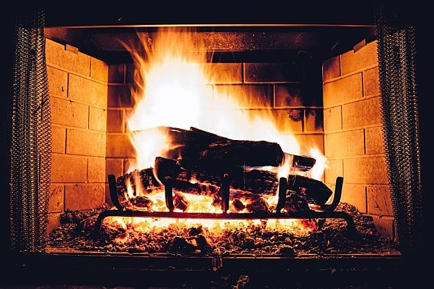 The Fireplace Damper Trick | How To Save Energy In Winter | Savvy Energy-Saving Tips
