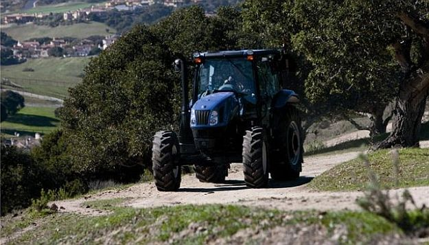 Never Bounce Off A Moving Tractor | Commandments On How To Drive A Tractor Safely